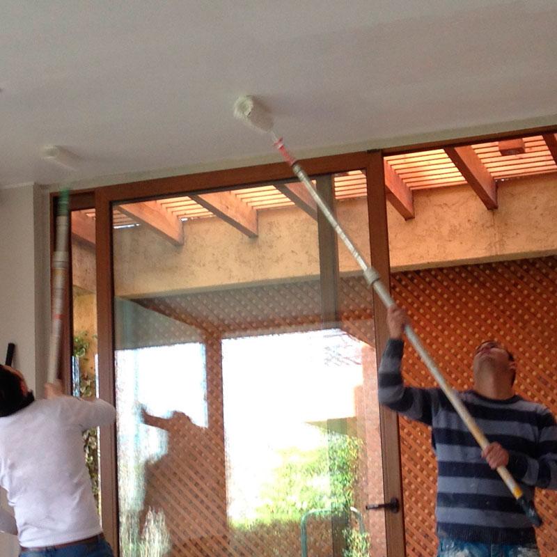 Reformas de pintura de casas en Valencia